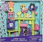 Hasbro Littlest Pet Shop LPS E2127 - Cicaház cicával eredeti dobozában (új,bontatlan)