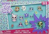 Littlest Pet Shop LPS figura szett E1012 (új,bontatlan)