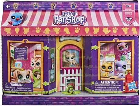 Littlest Pet Shop LPS figura szett E7428 (új,bontatlan)