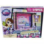 Hasbro Littlest Pet Shop LPS A8544 - Édességbolt eredeti dobozában (új,bontatlan)