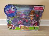 Littlest Pet Shop LPS figura szett 53469 blythe baba B48 + Zoe figura 2701 (új,bontatlan)