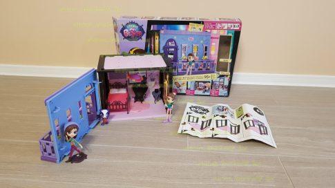 Littlest Pet Shop LPS ház eredeti dobozában (használt)