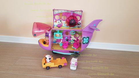 Littlest Pet Shop LPS repülő (használt)
