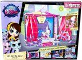 Littlest Pet Shop LPS színpad eredeti dobozában A7942 (új,bontatlan)