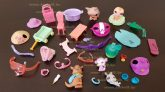 Littlest Pet Shop LPS kiegészítő csomag (használt)