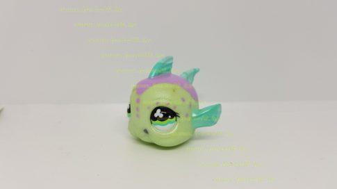 Littlest Pet Shop LPS hal figura (használt, szépséghibás)
