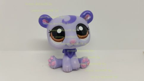 Littlest Pet Shop LPS maci figura (használt, szépséghibás)