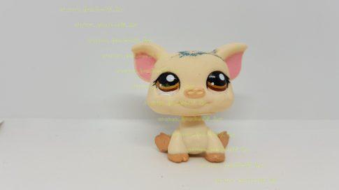 Littlest Pet Shop LPS pingvin figura (használt, szépséghibás)