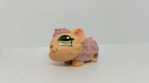 Littlest Pet Shop LPS víziló figura (használt, szépséghibás)