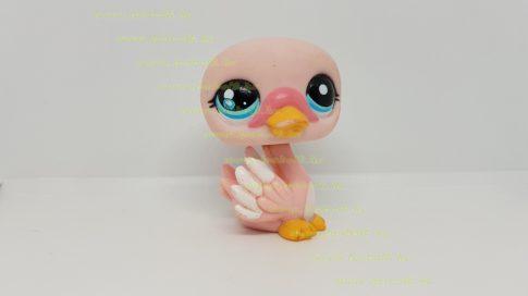 Littlest Pet Shop LPS gyík figura (használt, szépséghibás)