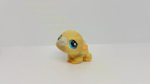 Littlest Pet Shop LPS hörcsög figura (használt, szépséghibás)