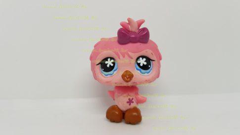 Littlest Pet Shop LPS világítós tündér figura (használt, szépséghibás)