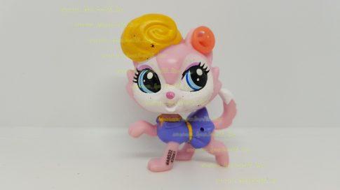 Littlest Pet Shop LPS cica figura (használt, szépséghibás)