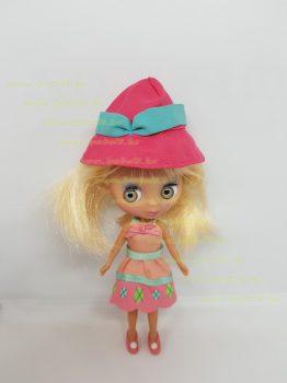 Littlest Pet Shop LPS Blythe baba (használt)
