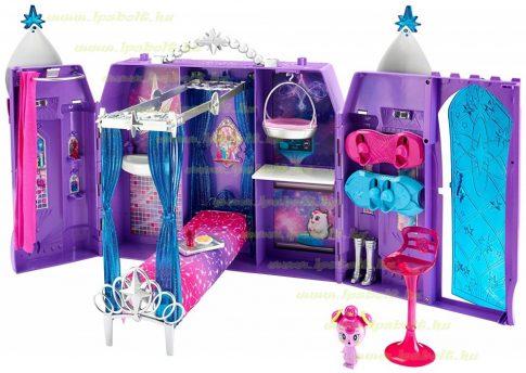 Mattel Barbie: Csillagok között - Csillagpalota DPB51 (új)