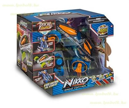 Happy People Nikko Psycho Gyro RC távirányítós akció autó (új)
