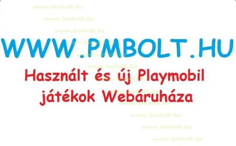 Használt és új Playmobil játékok webáruháza